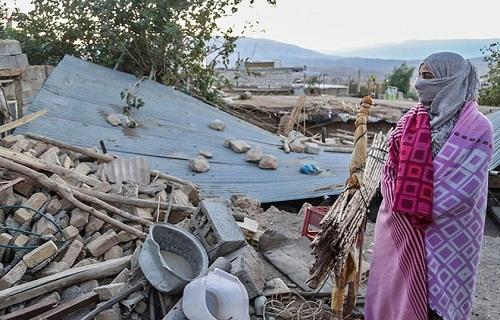 بزرگترین زلزله هفته در جیرفت/ ثبت ۶۵ زمین لرزه در کشور