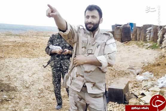 جزئیاتی از شهادت شهید «محسن حججی» و فرماندهاش+ نقشه میدانی