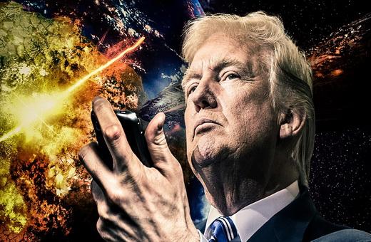 ترامپ با تشکیل نیروی فضایی آمریکا چه هدفی را دنبال میکند؟