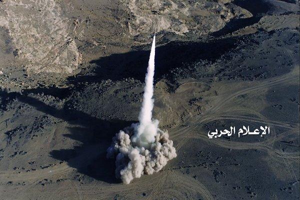 باشگاه خبرنگاران -شلیک یک فروند موشک بالستیک به مواضع متجاوزان سعودی