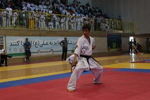 مبارزه 350 کاراتهکا کشور در خمین