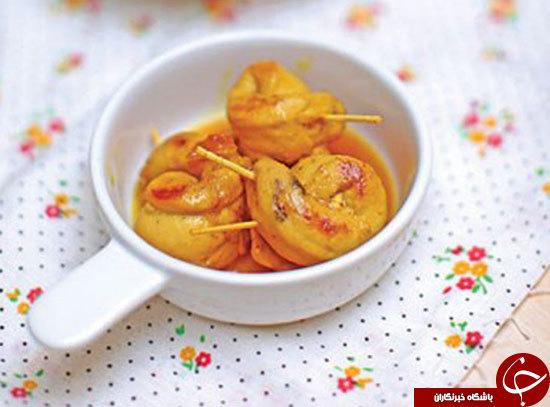 چند نوع غذا و دسر تابستانی با زردآلو