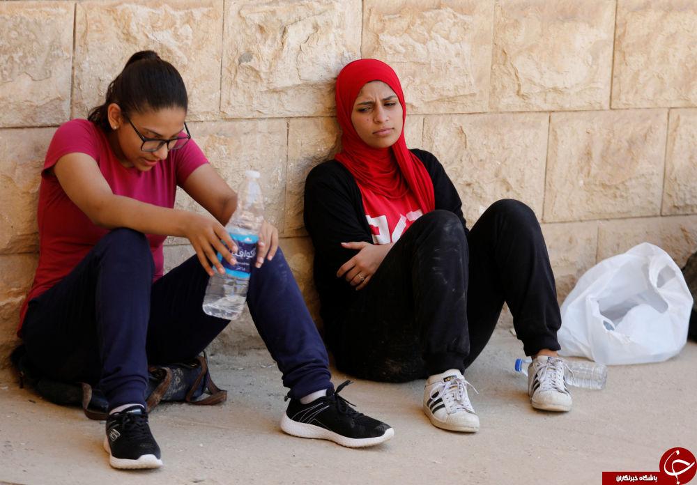 وقتی دختران مصری هم پاکورباز میشوند!+تصاویر