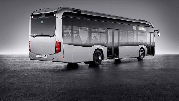 بنز eCitaro، وسیله نقلیهای مناسب برای حمل و نقل شهری+ تصاویر
