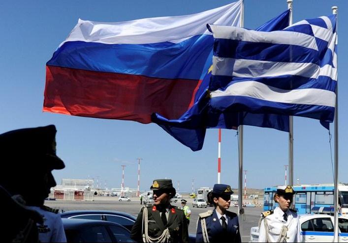 یونان سفیر خود را از روسیه فرا خواند
