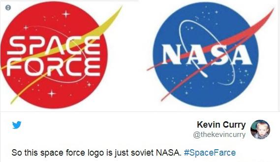 واکنش کاربران به ارتش فضایی ترامپ!+تصاویر