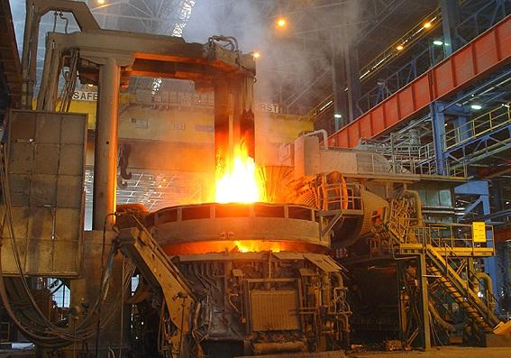 انفجار در کارخانه فولادسازی برزیل