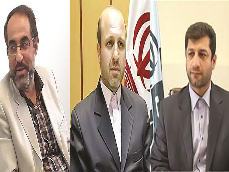 مدیران کل مراکز قزوین، زنجان و آذربایجان شرقی منصوب شدند
