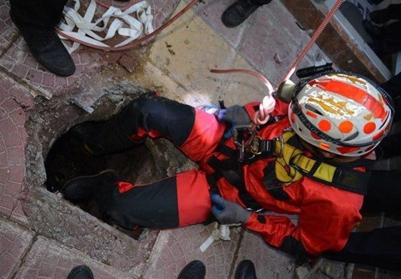 سقوط 3 نفر در چاه آب / 2 نفر فوت شدند