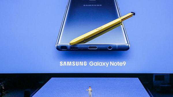 سامسونگ Galaxy Note 9 را به صورت رسمی معرفی کرد