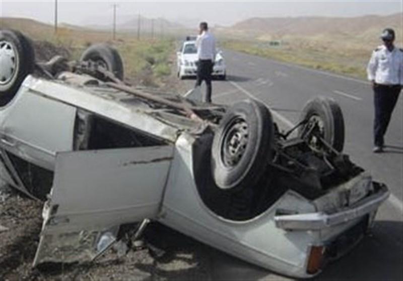 واژگونی وانت پیکان نوجوان 12 ساله را به کام مرگ کشاند