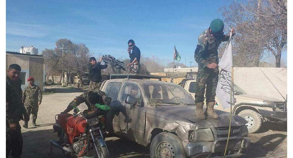 پاکسازی شهر «غزنی» از وجود طالبان