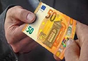 کاهش نرخ پوند و یورو در بازار بین بانکی+ جدول