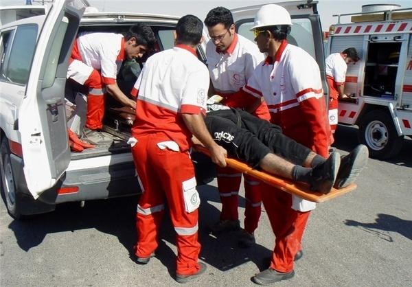 امداد رسانی هلال احمر به ۱۱۸۹ نفر طی ۷۲ ساعت گذشته
