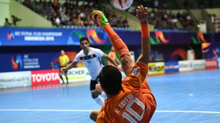 تای سون نام آخرین حریف مس تا طلا شدن/ مس سونگون در یک قدمی قهرمانی جام باشگاههای فوتسال آسیا