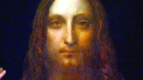 راز نقاشی ٤٥٠میلیون دلاری داوینچی فاض شد!