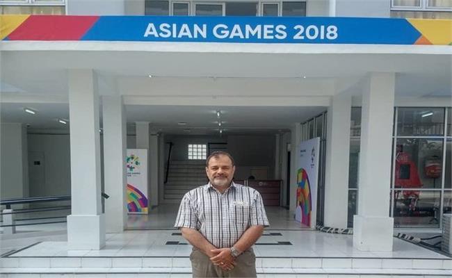 افتتاح کلینیک فدراسیون پزشکی ورزشی در دهکده بازی های آسیایی