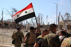 تلاش نیروهای سوری برای فیصله دادن به جنگ در ادلب/ نفسهای تروریستها به شماره افتاده است