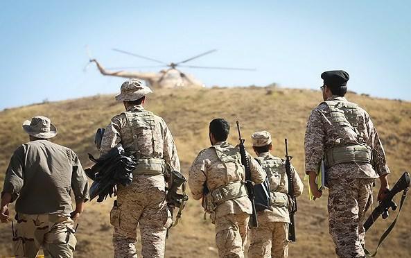 هلاکت ۱۵ عضو یک تیم تروریستی از عناصر ضدانقلاب