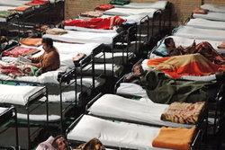 176 متکدی در مشهد جمع آوری شدند