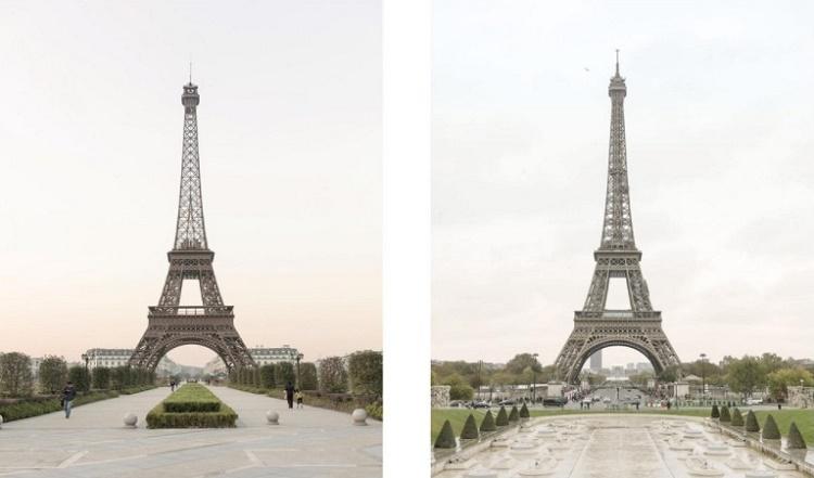 پاریس تقلبی در قلب چین + تصاویر