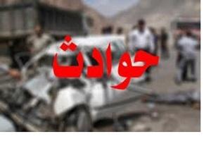 ۳ کشته و مصدوم در محور سرچهان به قادر آباد