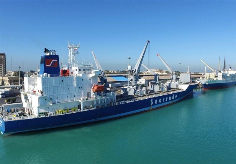 ۵ میلیارد دلار کالا از گمرکات استان بوشهر صادر شده است