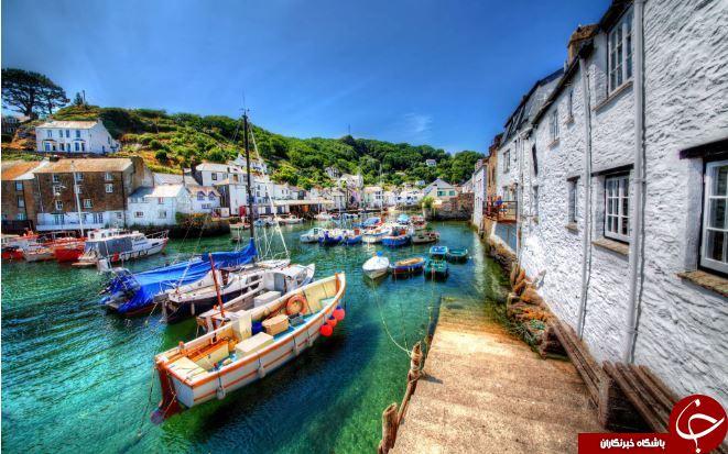 زیباترین روستاهای ساحلی انگلیس+ تصاویر