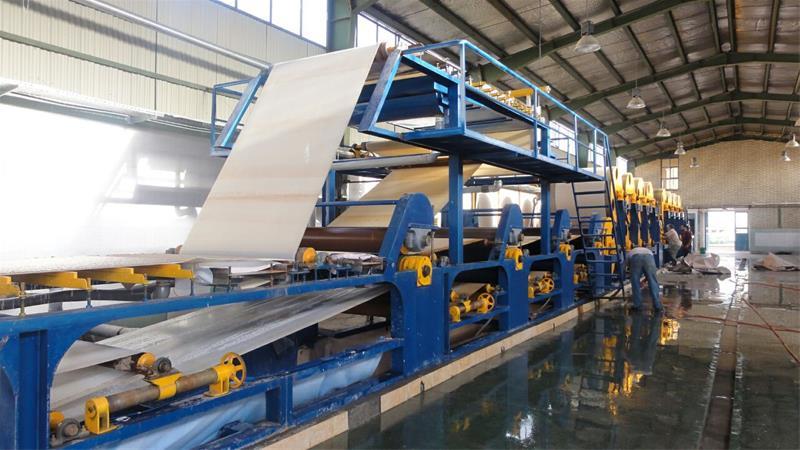 راه اندازی کارخانه بازیافت کاغذ در ایلام