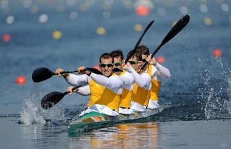 بررسی افتخارات قایقرانی ایران در بازیهای آسیایی