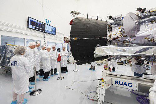 سریعترین فضاپیمای ناسا پرتاب میشود