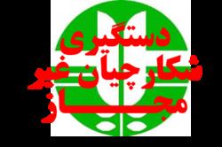 دستگیری شکارچی غیر مجاز آهو در رشتخوار