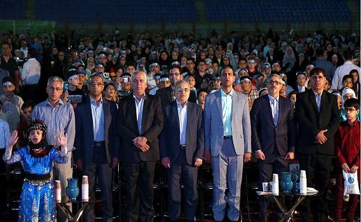 گسترده ترین گردهمایی حامیان آب کشور در قم