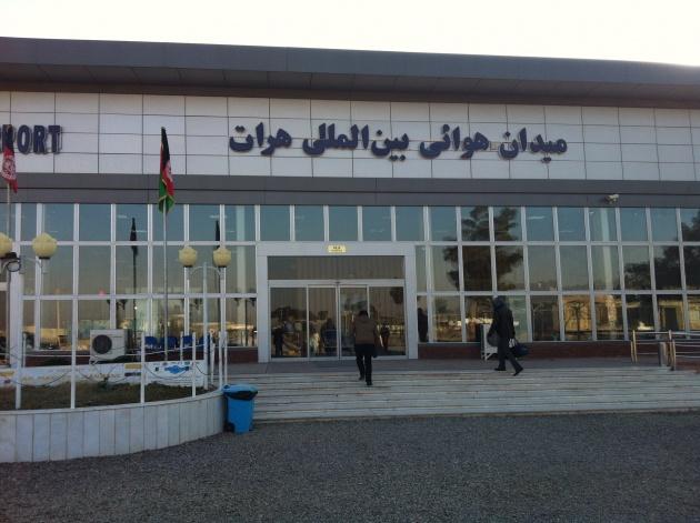 کمک ۲۹ میلیون یورویی ایتالیا برای توسعه میدان هوایی هرات