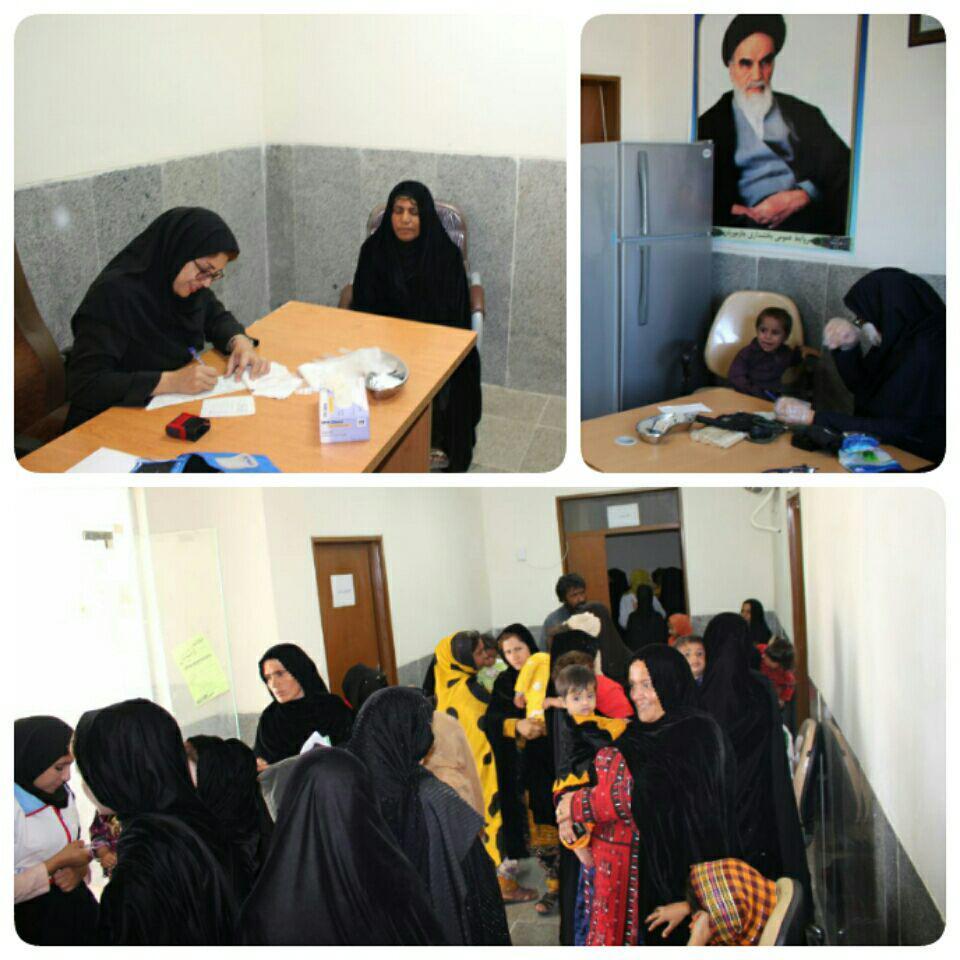اعزام کاروان سلامت هلال احمر کرمان به سیستان وبلوچستان