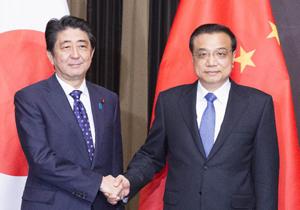 باشگاه خبرنگاران -ارسال پیامهای تبریک نخستوزیران چین و ژاپن به یکدیگر پس از ۱۰ سال