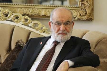 رئیس حزب سعادت ترکیه: باید هر چه زودتر روابط اقتصادیمان را با کشورهای اسلامی به ویژه ایران تقویت کنیم