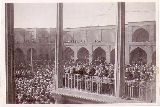 تصاویر قدیمی و کمتر دیده شده از حرمین کاظمین