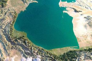 روایت خبرگزاری فرانسه از گستره آبی خزر