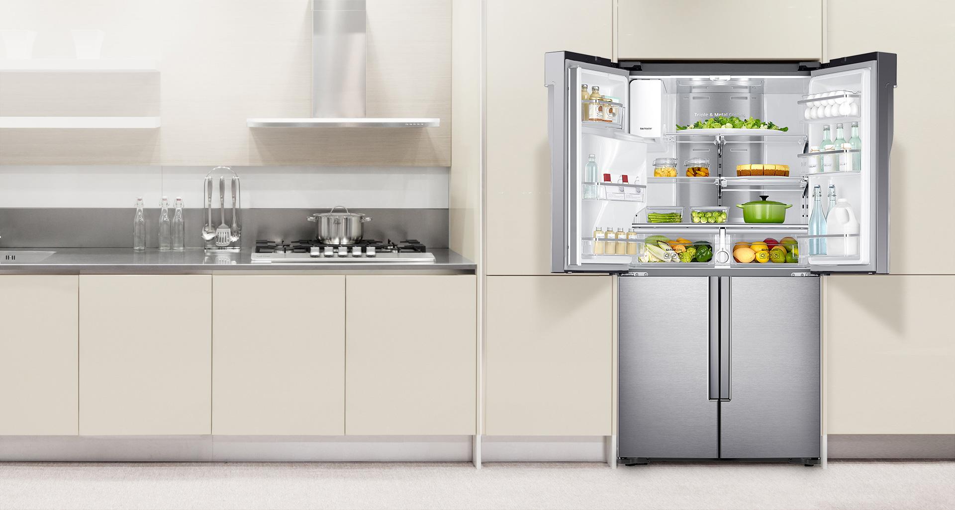 نکاتی که بهتر است قبل از خرید یخچالفریزر بدانید