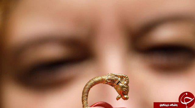 کشف یک شئ گرانبها با قدمتی بیش از ۲۲۰۰ سال در قدس! +تصاویر