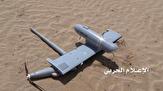 باشگاه خبرنگاران -سرنگونی یک فروند پهپاد جاسوسی سعودی در استان جوف یمن