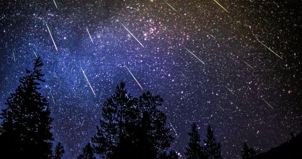 آغاز زیباترین بارش شهابی سال/ پدیده نجومی که شما را میخکوب آسمان می کند