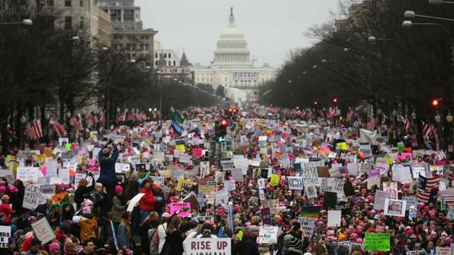 تظاهرات اعتراض به نژاد پرستی در آمریکا