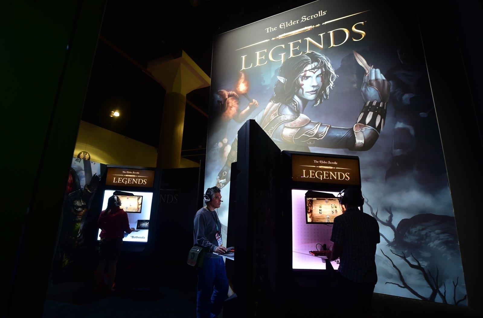 احتمال منتشر نشدن The Elder Scrolls: Legends برای کنسول PS4