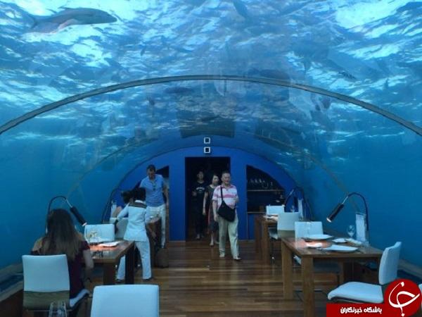 غیر معمول ترین رستوران های جهان را بشناسید +تصاویر
