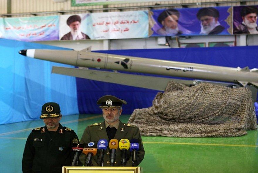 رونمایی از موشک فاتح مبین صددرصد بومی با قابلیت های فراوان/ مداخلات پوچ دشمنان در امور دفاعی ایران ارزش پاسخگویی ندارد