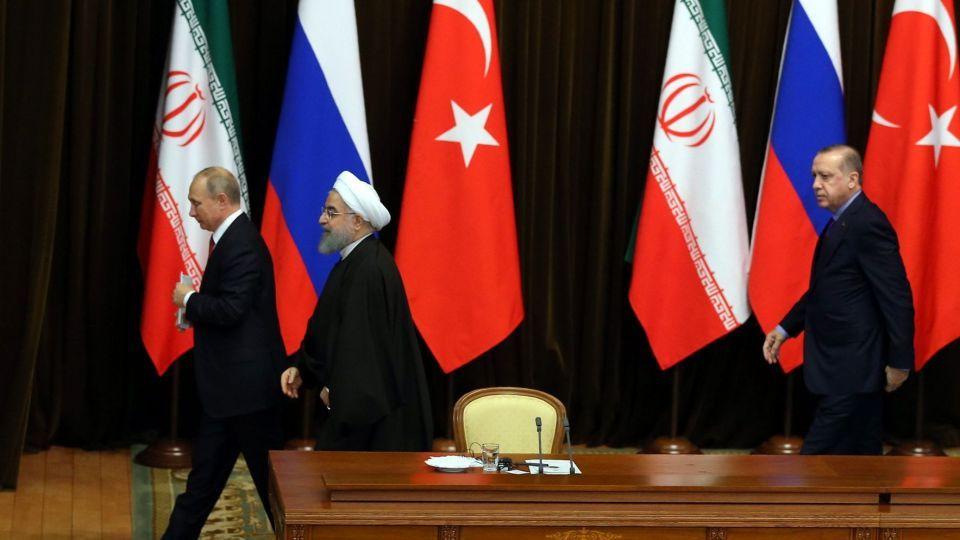 اردوغان فرمان ترکیه را به سمت سوریه میچرخاند