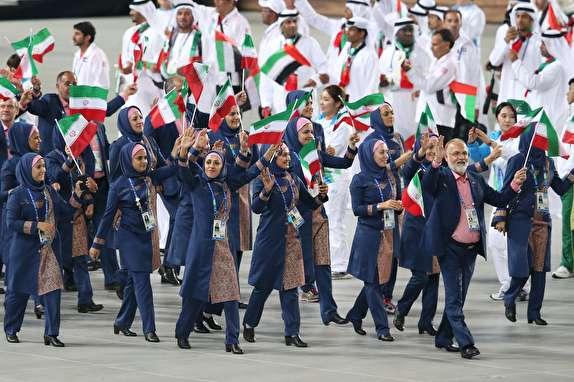 باشگاه خبرنگاران - بانوان ایران در بازیهای آسیایی از پشت عینک تاریخ