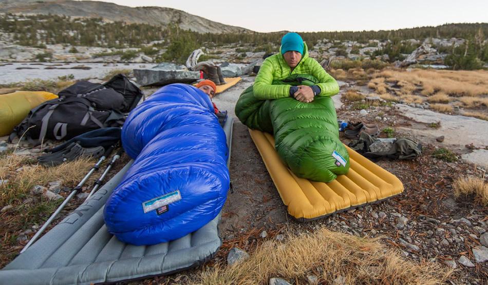 چطور یک کیسه خواب مناسب انتخاب کنیم؟
